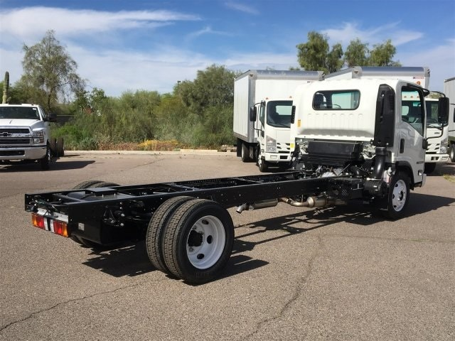 2019 NPR-HD Regular Cab 4x2,  Cab Chassis #KS802449 - photo 4