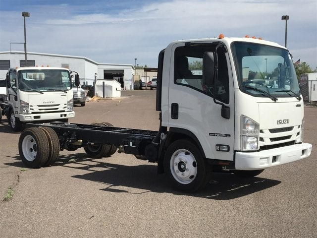 2019 NPR-HD Regular Cab 4x2,  Cab Chassis #KS802503 - photo 3