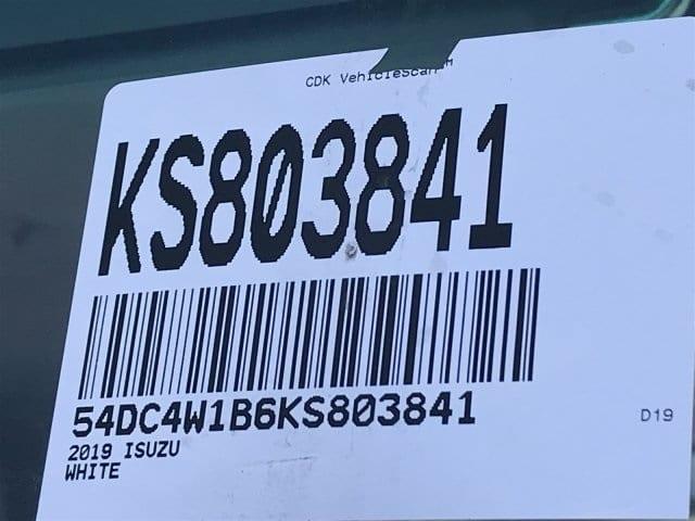 2019 NPR-HD Regular Cab 4x2,  Morgan Fastrak Dry Freight #KS803841 - photo 16