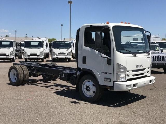 2019 NPR-HD Regular Cab 4x2,  Morgan Fastrak Dry Freight #KS803841 - photo 3