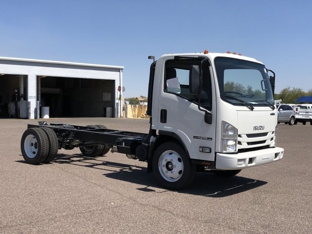 2019 NPR-HD Regular Cab 4x2,  Cab Chassis #KS803842 - photo 3