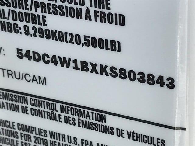2019 NPR-HD Regular Cab 4x2,  Cab Chassis #KS803843 - photo 15