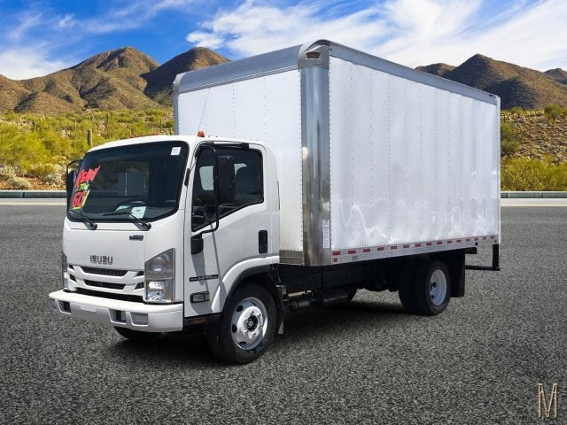 2019 NPR-HD Regular Cab 4x2,  Morgan Fastrak Dry Freight #KS803844 - photo 1
