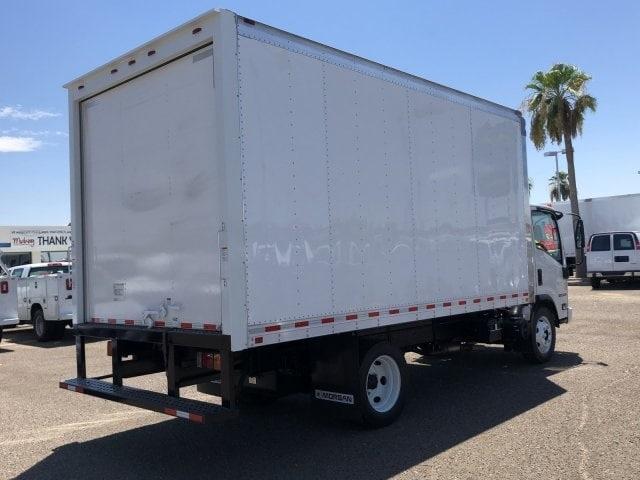 2019 NPR-HD Regular Cab 4x2,  Morgan Fastrak Dry Freight #KS803844 - photo 6