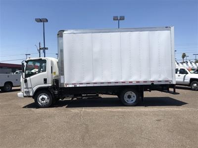 2019 NPR-HD Regular Cab 4x2,  Morgan Fastrak Dry Freight #KS803844 - photo 3