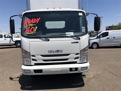 2019 NPR-HD Regular Cab 4x2,  Morgan Fastrak Dry Freight #KS803844 - photo 4