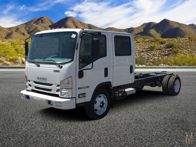 2019 NPR-HD Crew Cab 4x2,  Cab Chassis #KS805136 - photo 1