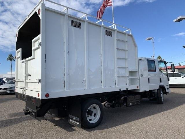 2018 Isuzu NQR Crew Cab 4x2, Sun Country Truck Chipper Body #KSG00499A - photo 1