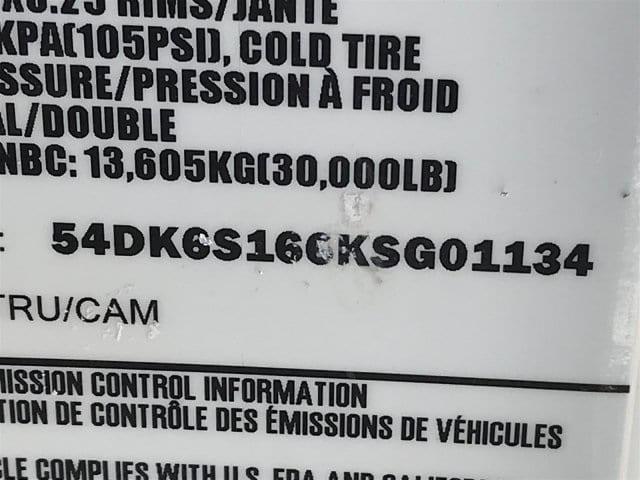 2019 FTR Regular Cab 4x2,  Morgan Gold Star Dry Freight #KSG01134 - photo 17