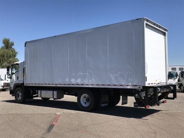 2019 FTR Regular Cab 4x2,  Morgan Dry Freight #KSG01134 - photo 1
