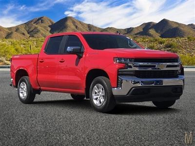 2019 Silverado 1500 Crew Cab 4x4,  Pickup #KZ110844 - photo 1