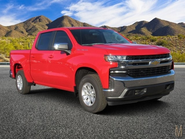 2019 Silverado 1500 Crew Cab 4x2,  Pickup #KZ110956 - photo 1