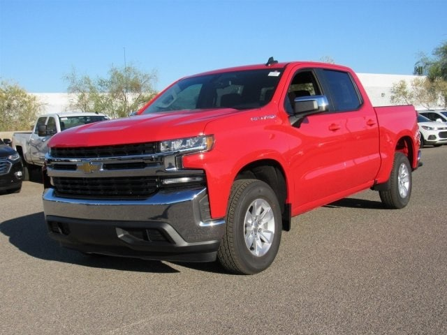 2019 Silverado 1500 Crew Cab 4x2,  Pickup #KZ110956 - photo 3