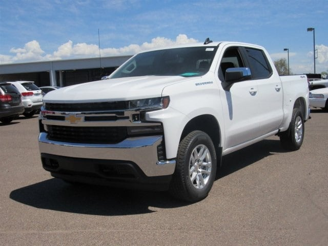 2019 Silverado 1500 Crew Cab 4x4,  Pickup #KZ113078 - photo 3