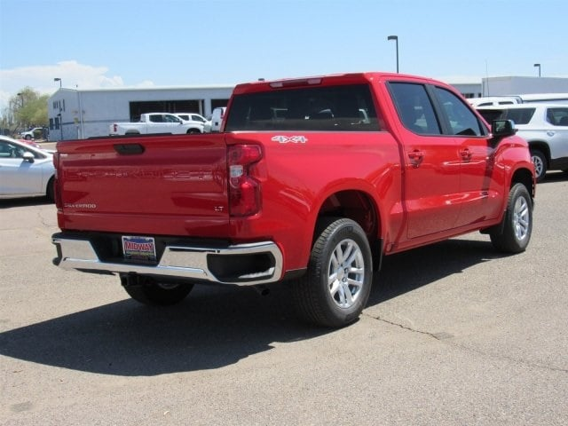 2019 Silverado 1500 Crew Cab 4x4, Pickup #KZ114694 - photo 2