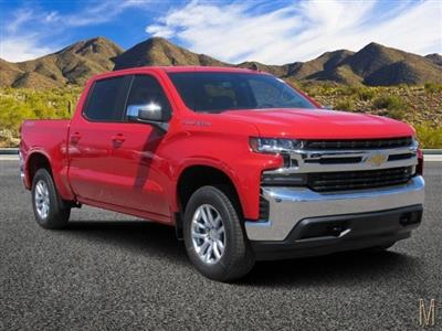 2019 Silverado 1500 Crew Cab 4x4, Pickup #KZ114694 - photo 1