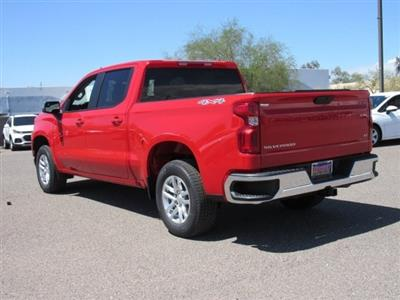 2019 Silverado 1500 Crew Cab 4x4, Pickup #KZ114694 - photo 4