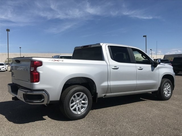 2019 Silverado 1500 Crew Cab 4x4,  Pickup #KZ125346 - photo 2