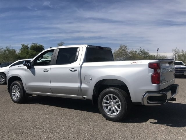 2019 Silverado 1500 Crew Cab 4x4,  Pickup #KZ125346 - photo 3