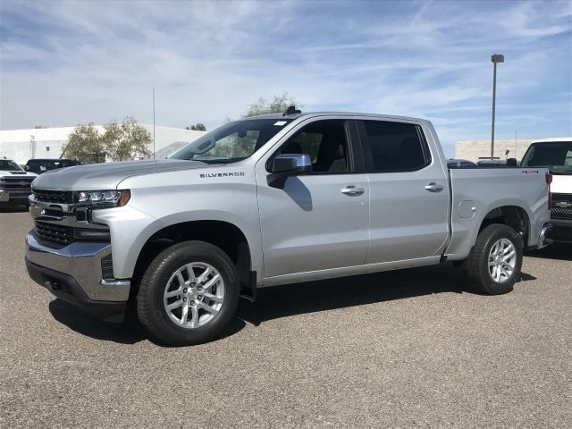 2019 Silverado 1500 Crew Cab 4x4,  Pickup #KZ125346 - photo 4