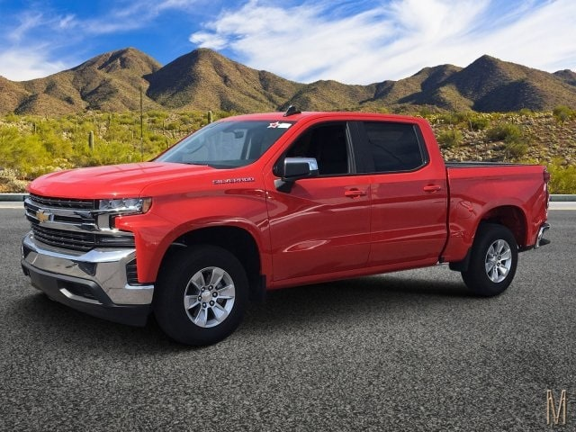 2019 Silverado 1500 Crew Cab 4x2,  Pickup #KZ133216 - photo 1