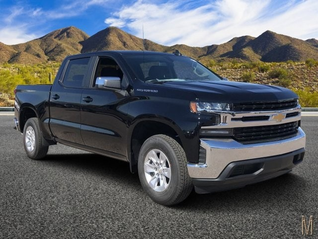 2019 Silverado 1500 Crew Cab 4x2,  Pickup #KZ134201 - photo 1