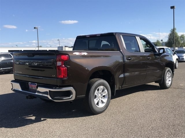 2019 Silverado 1500 Crew Cab 4x4,  Pickup #KZ137485 - photo 3