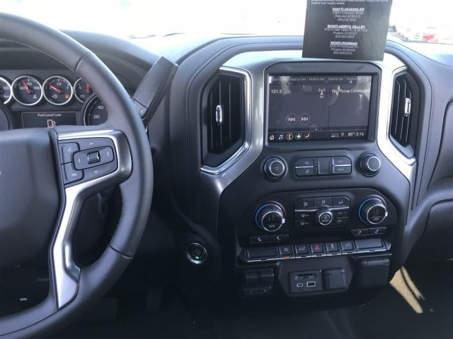 2019 Silverado 1500 Crew Cab 4x4,  Pickup #KZ137485 - photo 7