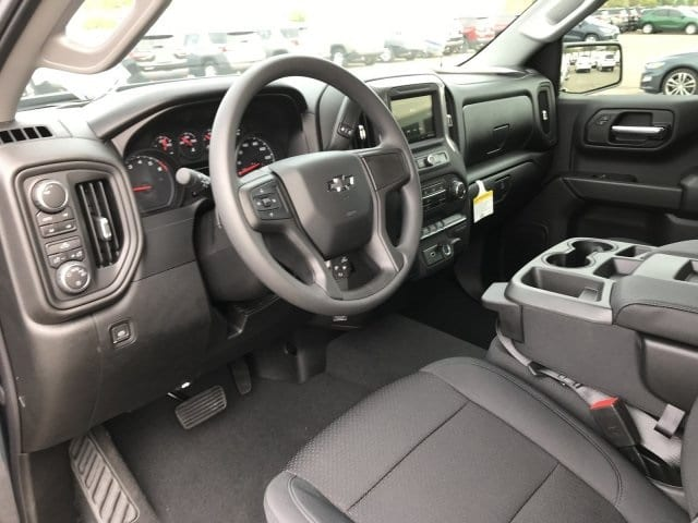 2019 Silverado 1500 Double Cab 4x4,  Pickup #KZ184691 - photo 9