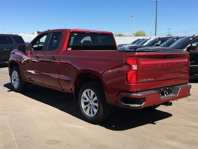 2019 Silverado 1500 Double Cab 4x2,  Pickup #KZ204760 - photo 2