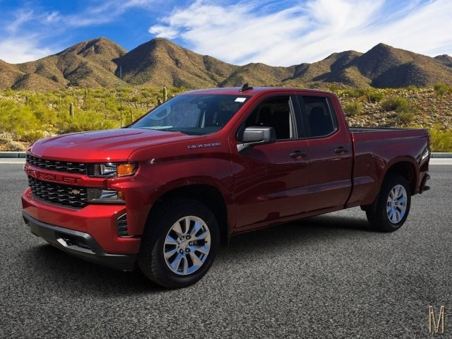2019 Silverado 1500 Double Cab 4x2,  Pickup #KZ204760 - photo 1