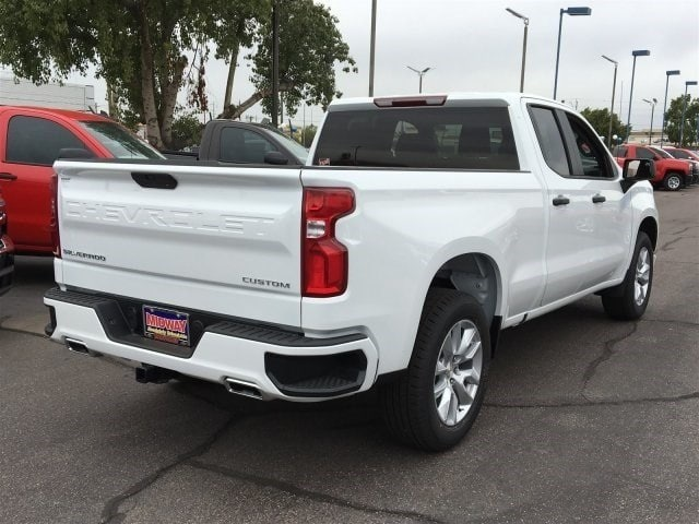 2019 Silverado 1500 Double Cab 4x2,  Pickup #KZ206894 - photo 1