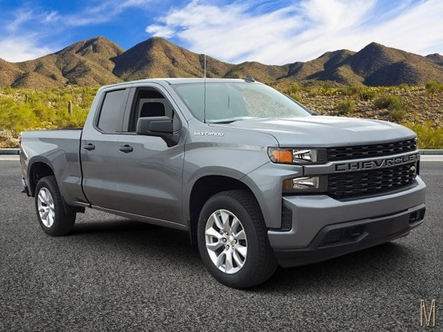 2019 Silverado 1500 Double Cab 4x2,  Pickup #KZ221009 - photo 1
