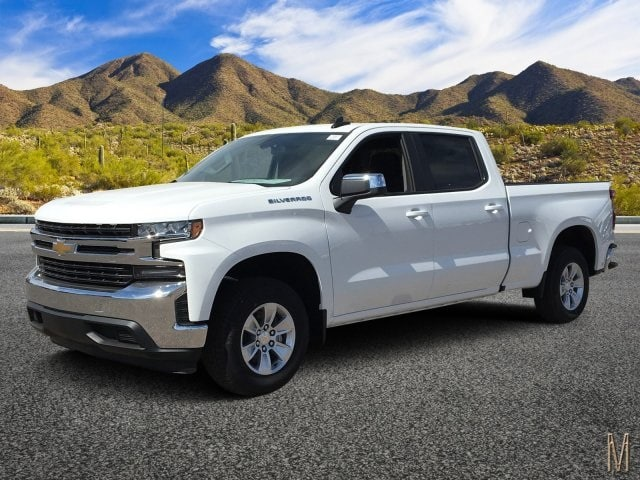 2019 Silverado 1500 Crew Cab 4x2,  Pickup #KZ284502 - photo 1