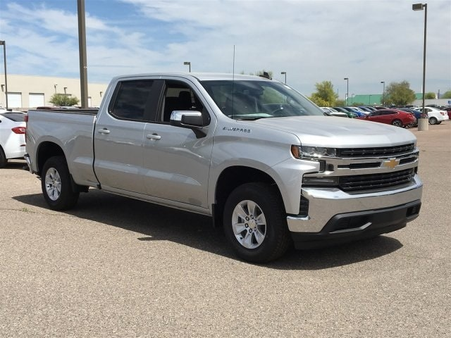 2019 Silverado 1500 Crew Cab 4x2,  Pickup #KZ287929 - photo 3