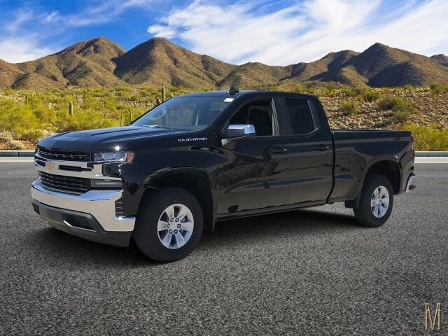 2019 Silverado 1500 Double Cab 4x2,  Pickup #KZ313738 - photo 1