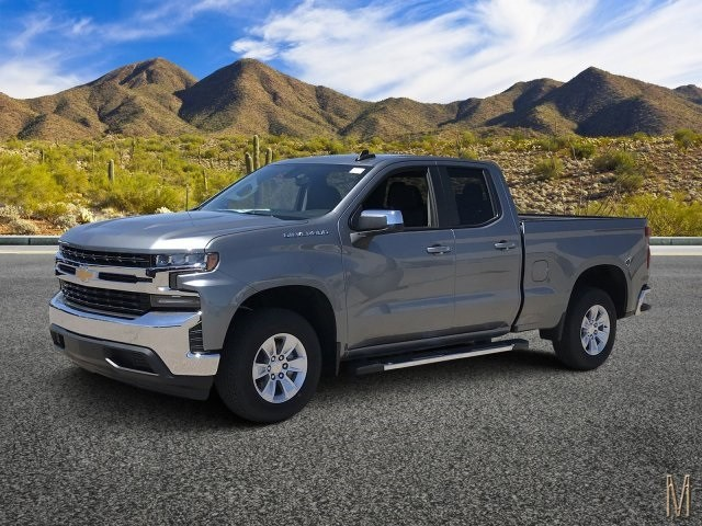 2019 Silverado 1500 Double Cab 4x2,  Pickup #KZ315940 - photo 1