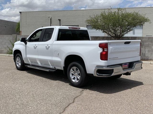 2019 Silverado 1500 Double Cab 4x2,  Pickup #KZ329681 - photo 2