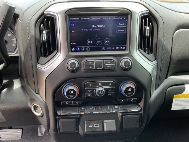 2019 Silverado 1500 Double Cab 4x2,  Pickup #KZ329681 - photo 14