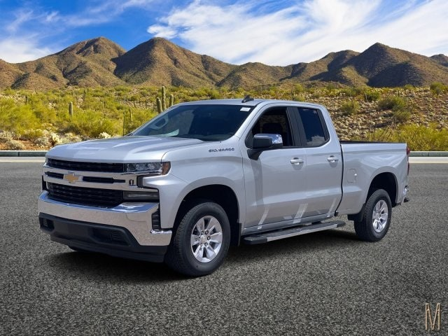 2019 Silverado 1500 Double Cab 4x2, Pickup #KZ333948 - photo 1