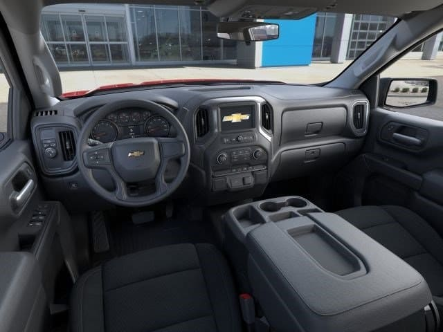 2019 Silverado 1500 Crew Cab 4x2,  Pickup #KZ358536 - photo 10