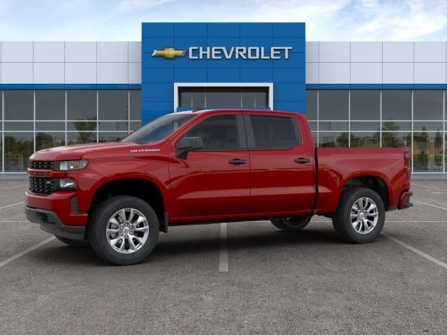 2019 Silverado 1500 Crew Cab 4x2,  Pickup #KZ358536 - photo 1
