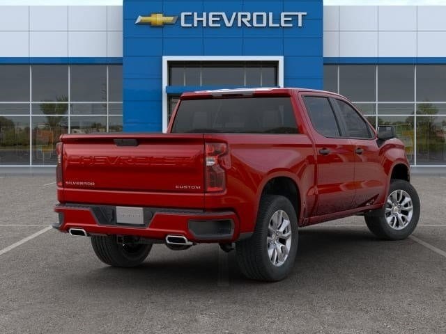 2019 Silverado 1500 Crew Cab 4x2,  Pickup #KZ358536 - photo 4