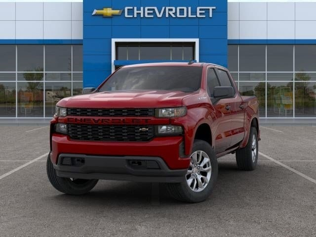 2019 Silverado 1500 Crew Cab 4x2,  Pickup #KZ358536 - photo 6