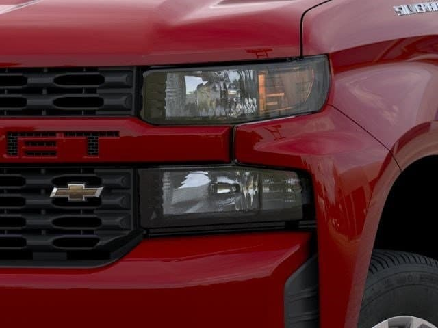 2019 Silverado 1500 Crew Cab 4x2,  Pickup #KZ358536 - photo 8