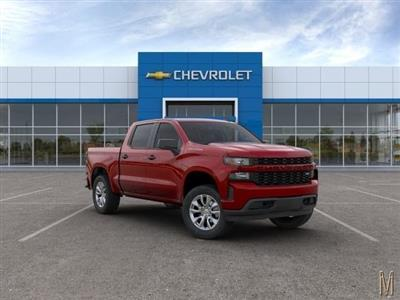 2019 Silverado 1500 Crew Cab 4x2,  Pickup #KZ358536 - photo 3