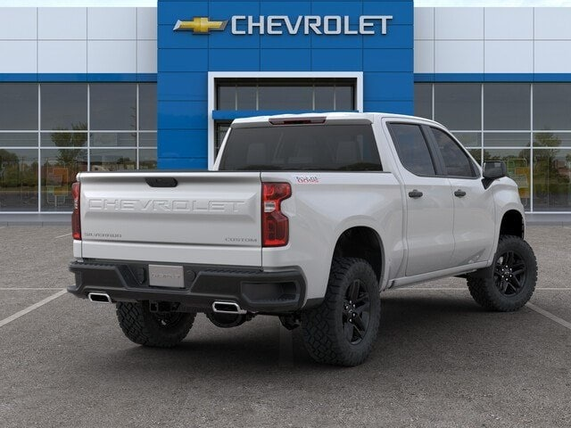 2019 Silverado 1500 Crew Cab 4x4,  Pickup #KZ384636 - photo 4