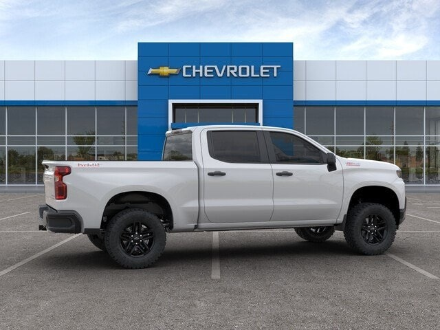 2019 Silverado 1500 Crew Cab 4x4,  Pickup #KZ384636 - photo 5