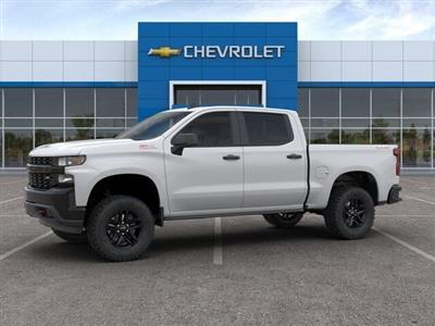 2019 Silverado 1500 Crew Cab 4x4,  Pickup #KZ384636 - photo 1