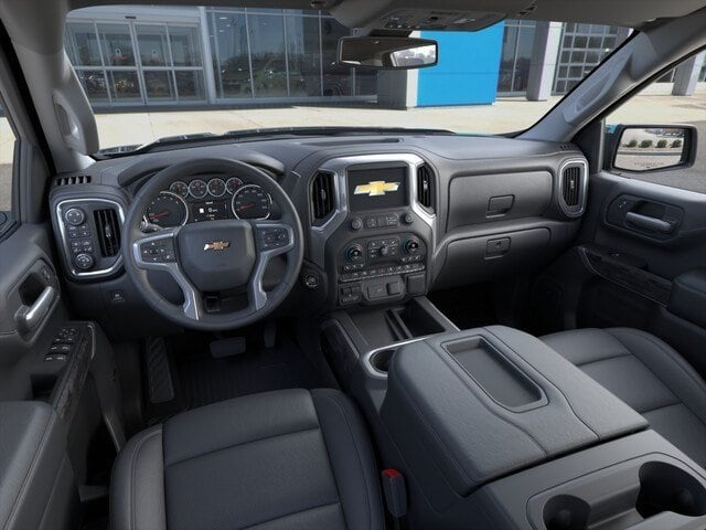 2019 Silverado 1500 Crew Cab 4x4,  Pickup #KZ403498 - photo 10